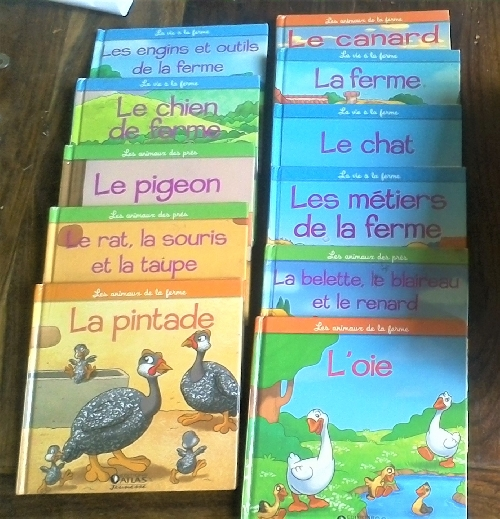 COLLECTION LA FERME...